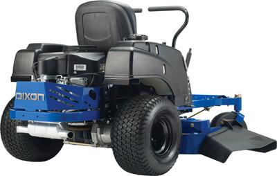 Dixon zero-turn mower